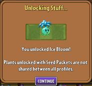 Ice Bloom Unlocked