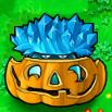Ice shroom pumpkin