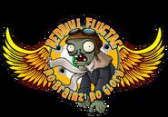 Pilot Zombie Transparent