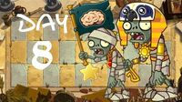 Android Beta 2 PvZ All Stars - Ancient Egypt Day 8