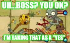 Dumb Slingshot Zombie