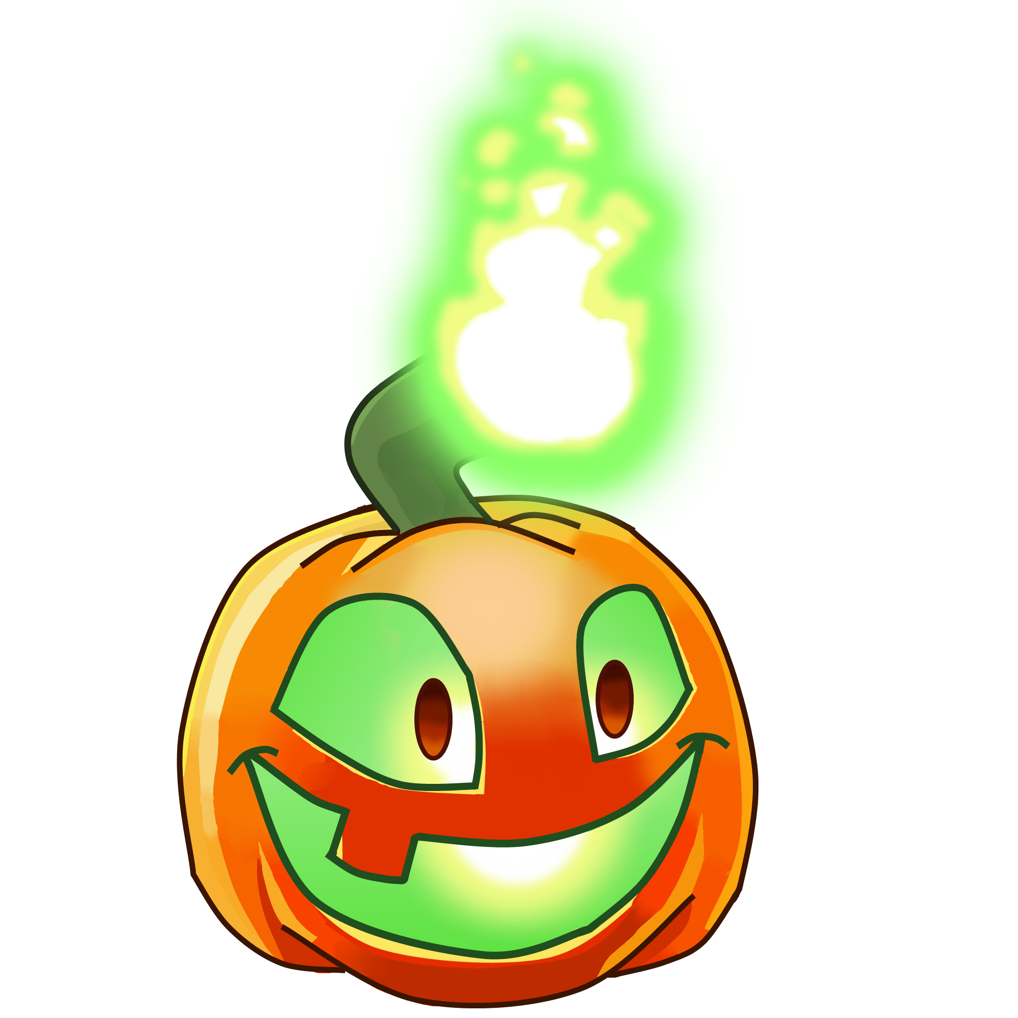 Roof Garden Plants Image Jack O Lantern Hd Png Plants Vs Zombies Wiki