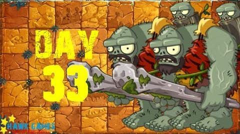 Jurassic Marsh Day 33