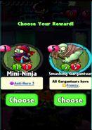 Mini-Ninja or Smashing Gargantuar