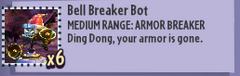 Bell Breaker Bot Stickerbook Description