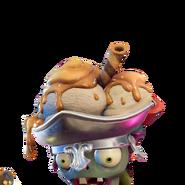 Icon Soldier HeadProp NapoleonIceCream Large