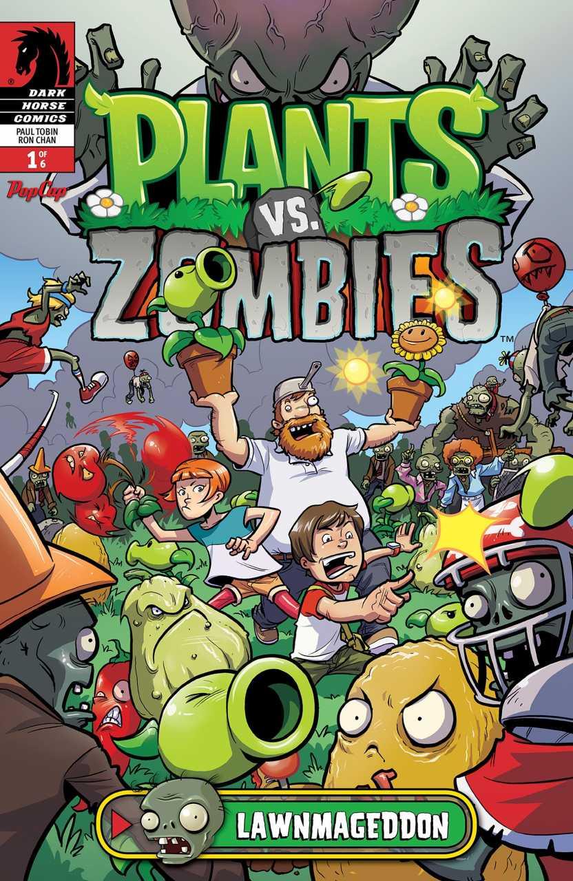 Plants vs. Zombies: Lawnmageddon | Plants vs. Zombies Wiki ...