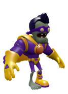 Super brainz render