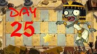 Android Beta 2 PvZ All Stars - Ancient Egypt Day 25