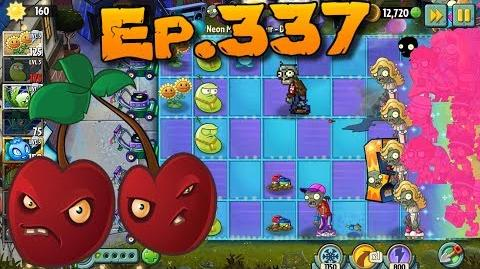 Plants vs. Zombies 2 Cherry Bomb with Imitater - Neon Mixtape Tour Day 30 (Ep