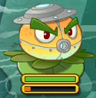 Super Citron on Lily Pad