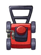 Lawn Mower HD