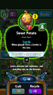 NewSweet Potato