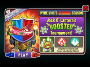 Pyre Vine's Searing Season - Jack O' Lantern's BOOSTED Tournament