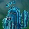 Cactus Poderoso Icon
