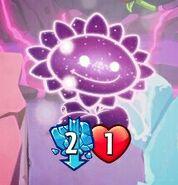 Cosmic flower creepy