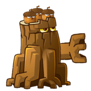 Oak (made from Elderwood)