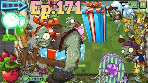 Plants vs. Zombies 2 - 9th Birthdayz Party - Continuation - 7 levels (Ep