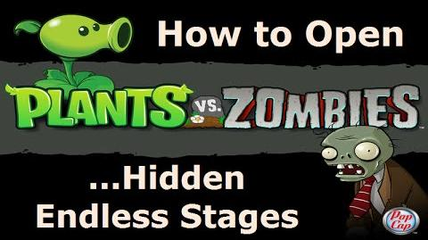 Plants vs Zombies - How to play more Survival Endless Games (Day, Night, Fog, Roof)