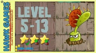 V1.0.81 Plants vs. Zombies All Stars - Pirate Seas Level 5-13 4K 60FPS