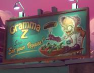 Zomboss Poster 1