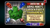 Arma-mint's Garden Party Tournament