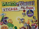 Plants vs. Zombies: Sticker Album