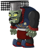 HD Emperor Zombot