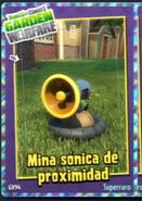 Mina Sonica de Prox