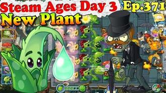 Plants vs. Zombies 2 (China) - New Aloe - Gentleman Zombie - Steam Ages Day 3 (Ep.371)