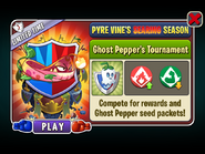 Pyre Vine's Searing Season - Ghost Pepper's Tournament