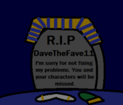 RIP Dave