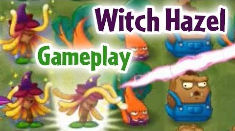 Plants vs Zombies 2 - Witch Hazel Gameplay - New Plant in Action Unvault Week 6 Pinata 9 27 2016