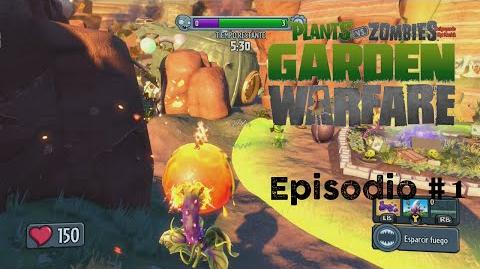 Plants vs Zombies Garden Warfare - Carnivora de Fuego
