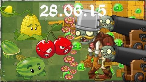 -Android- Plants vs. Zombies 2 - Lost City Piñata Parties (28.06.2015)