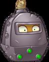 Explode-O-Nut Shield