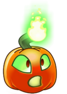 Hd jackolantern surprised