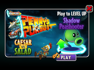 Penny's Pursuit Shadow Peashooter