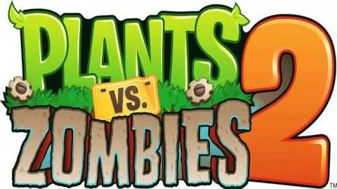 Plants Vs Zombies 2 Music - Jurassic Marsh Demonstration Mini-Game ☿ HD ☿