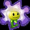 Dandelion Puzzle Piece