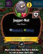 Jugger-nut stats