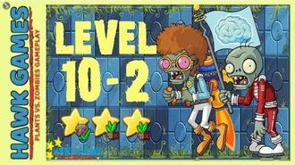 V1.0.81 Plants vs. Zombies All Stars - Far Future Level 10-2