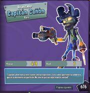 Capitan Cañon Descripcion
