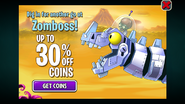 Dinotronic Mechasaur coin ad