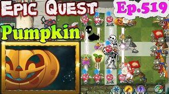 Plants vs. Zombies 2 - Pumpkin - Epic Quest (Ep.519)