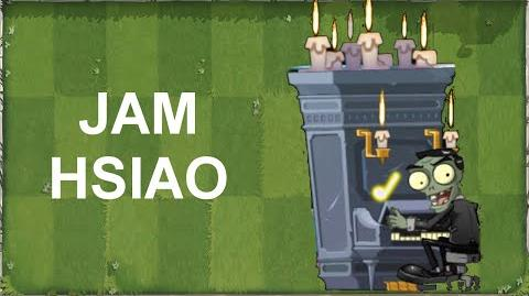 PvZ All Stars - Jam Hsiao (event)