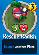 Receiving Rescue Radish