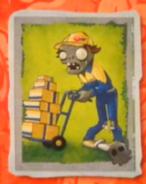 Delivery zombie album