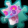 Hypno-shroom Costume Puzzle Piece