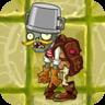 Buckethead Adventurer Zombie2